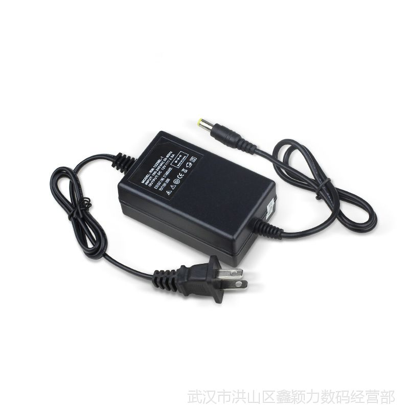 开关电源 12V双线稳压电源 监控摄像头适配器12V2A变压器音响电源