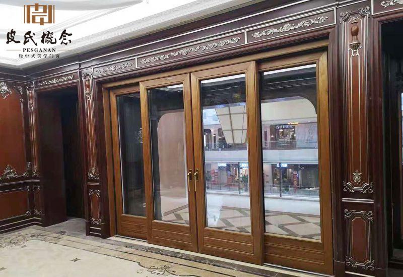 门窗品牌_铝包木门窗、铝合金门窗和阳光房央视上榜品牌皮氏门窗