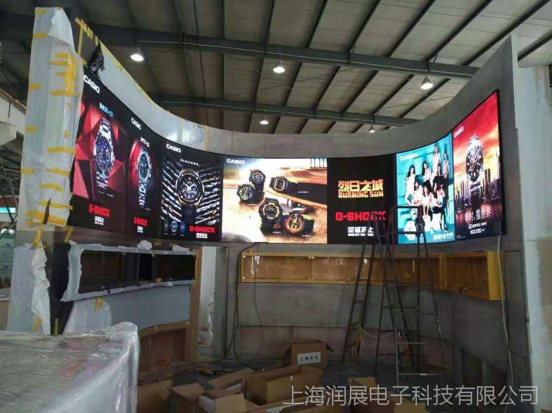 室内全彩led显示屏 p4全彩显示屏 上海全彩led显示屏