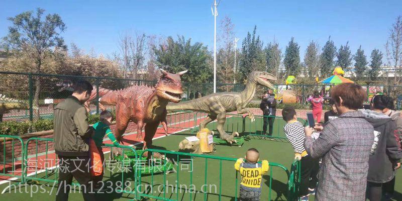 河淼仿真恐龙定制 大型侏罗纪恐龙展览