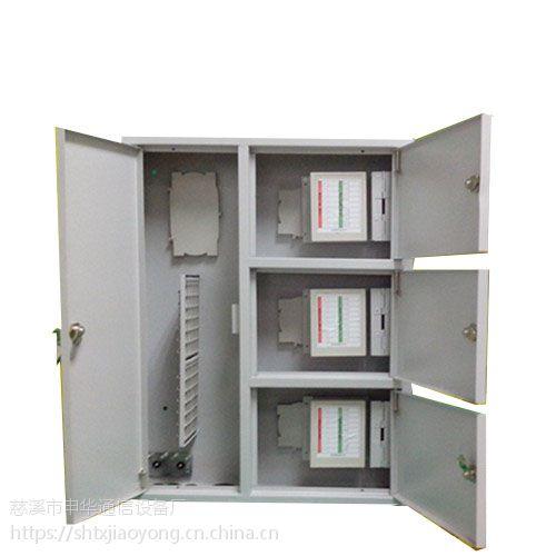 72芯三网合一楼道光纤配线箱