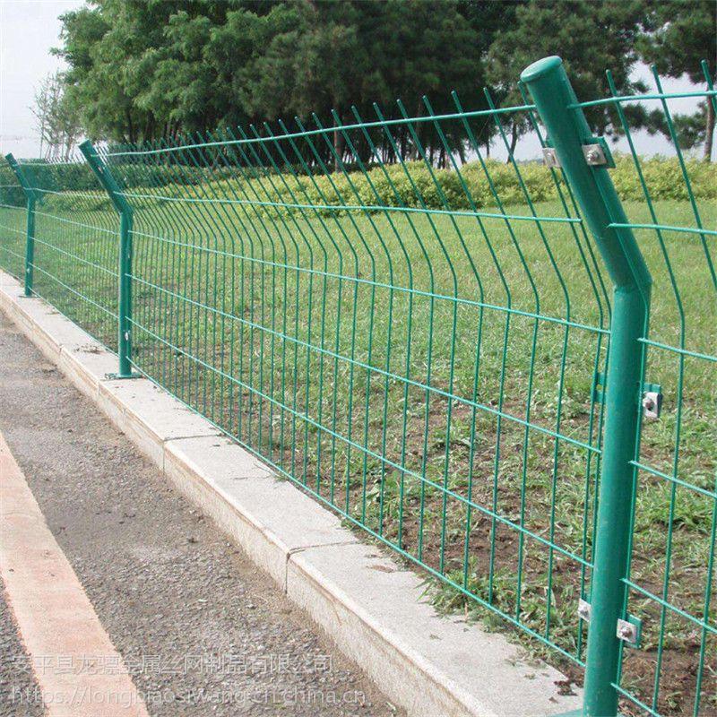 厂区护栏网厂家 铁路护栏网规格 防护栏哪家好