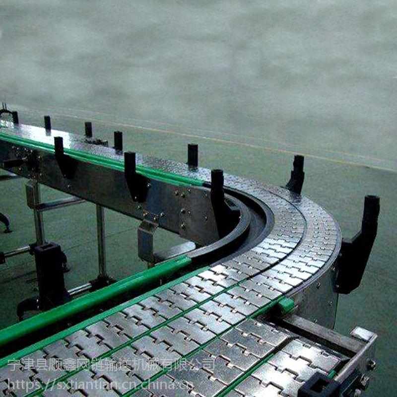 顺鑫供应S-12-16型双排顶顶链输送设备样式