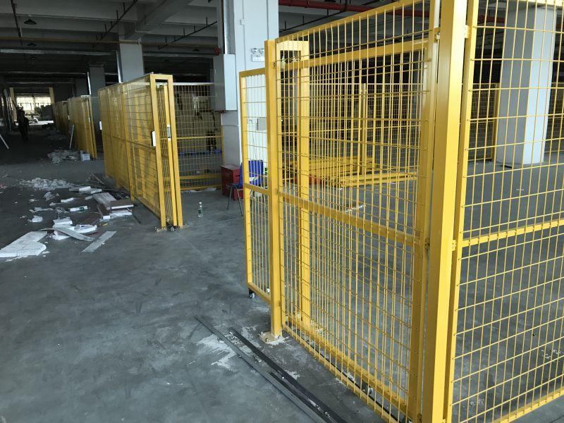带边框护栏网 围网 室内隔网 室外铁丝网厂商定制现货