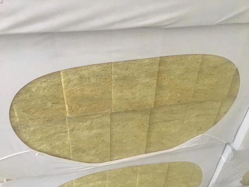 岩棉条 防火岩棉条 彩钢夹心专业岩棉条