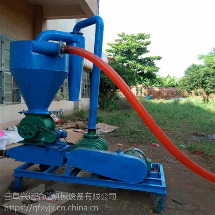 下乡收粮输送机多功能 粮食吸粮机生产厂家荆州