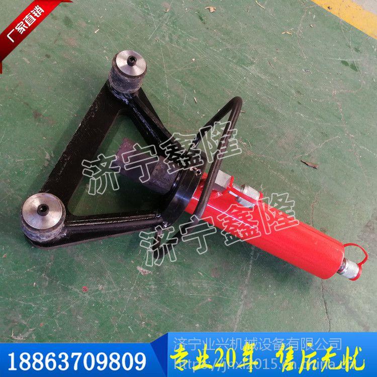 手提钢筋弯曲机 鑫隆便携钢筋折弯机发货快