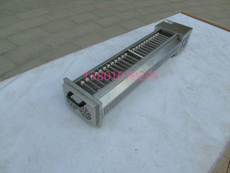 光波电烧烤炉合金金属管气烧烤箱