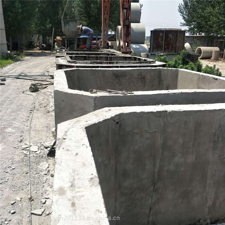 济南8#水泥化粪池 钢筋混凝土化粪池批发价格