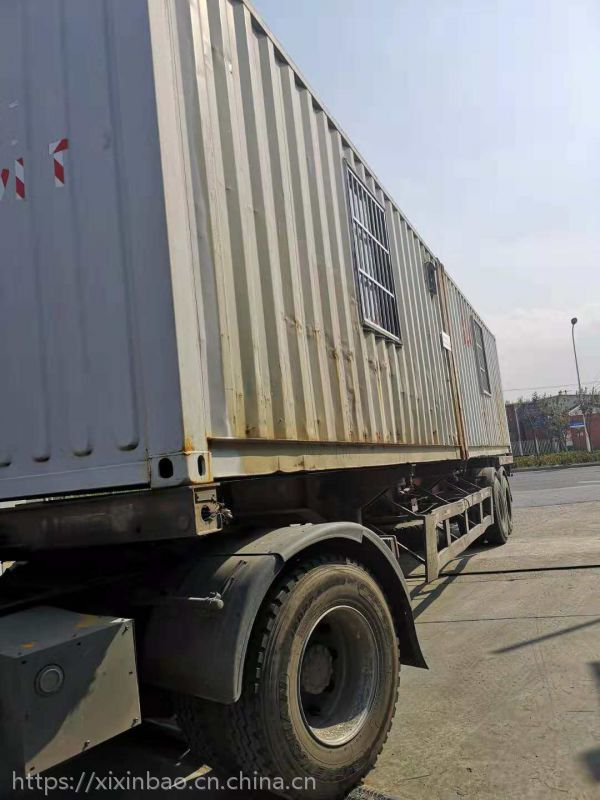 厂家直销优质二手集装箱活动房屋,6米活动房