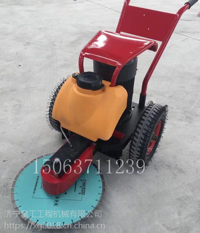 贵州水泥管桩桩头切割机 滑轮式管桩切割机