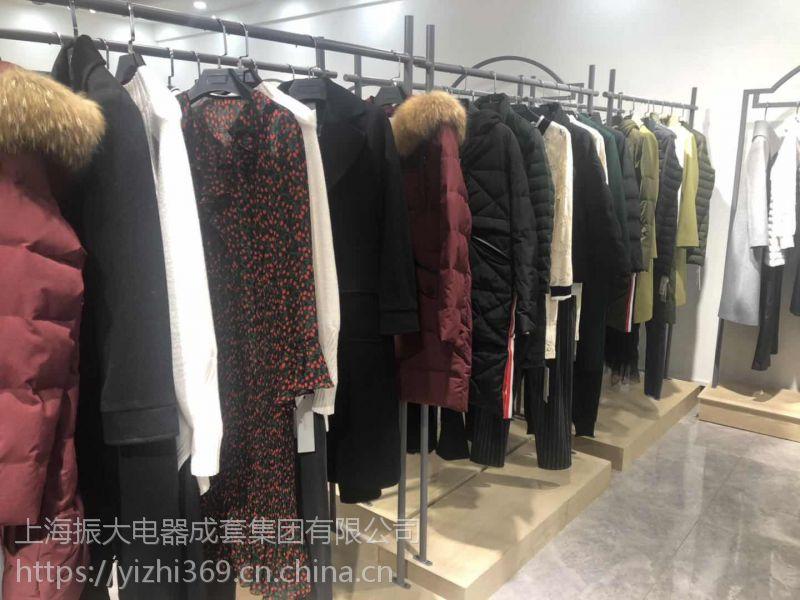卡拉贝斯冬装广州白马服装市场品牌折扣女装秋款批发品牌折扣店加盟排行榜维雪儿