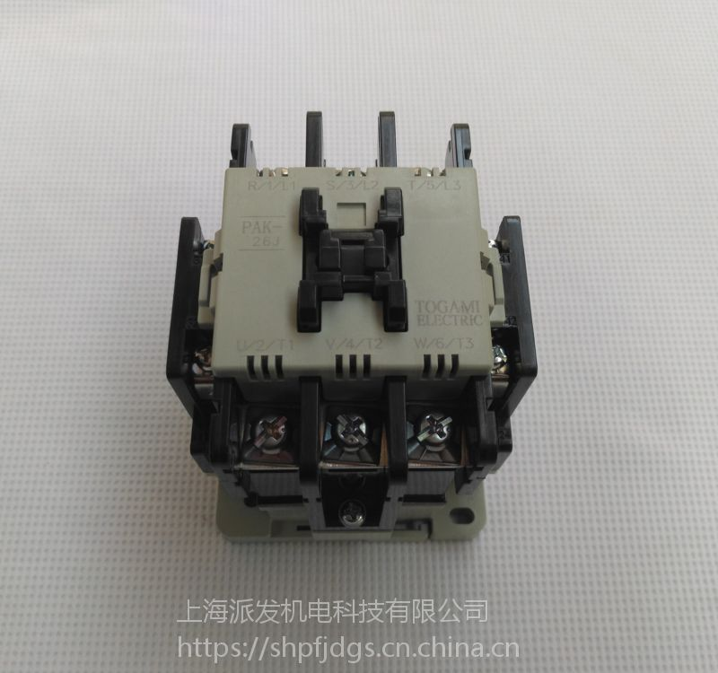 供应正品原装户上PAK-26J交流接触器TOGAMI