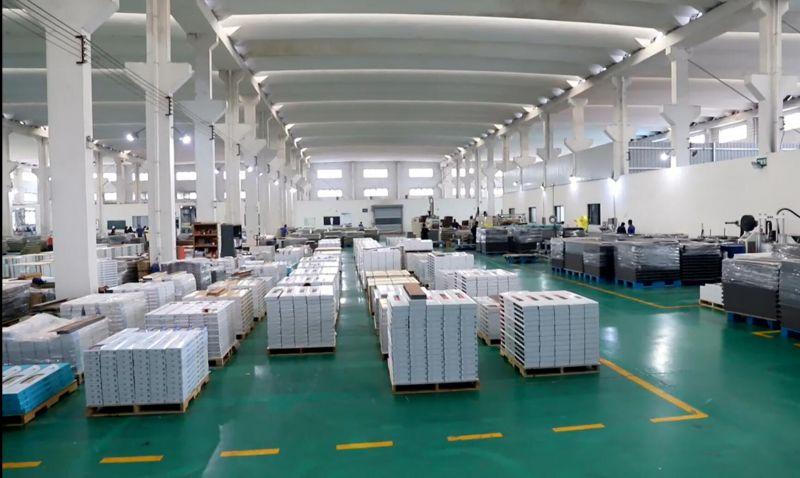 韩华建材工厂生产车间