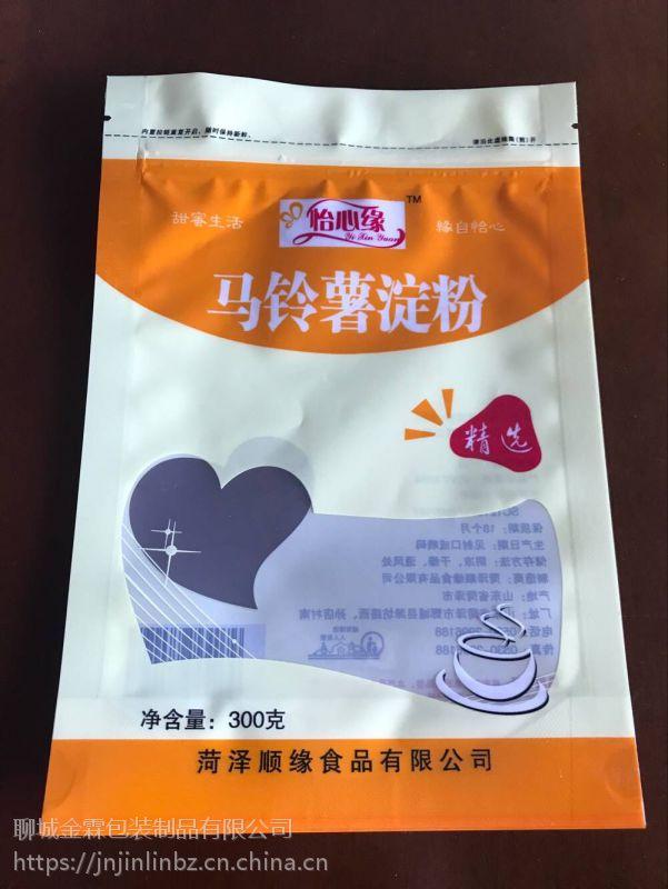 供应永靖县红薯淀粉包装袋/马铃薯淀粉包装袋,可定制加工