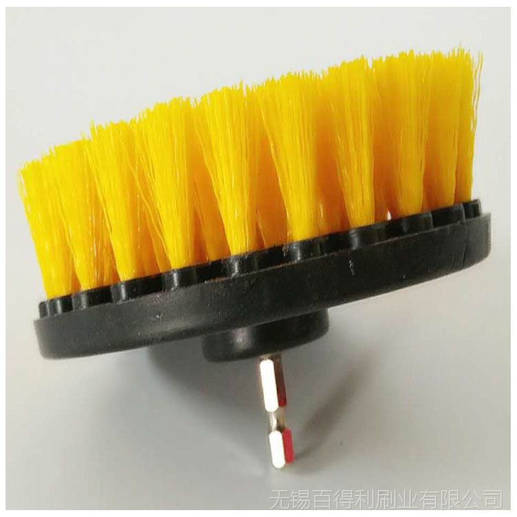 电钻刷 手钻刷清洗刷家装瓷砖清洁刷家庭游泳池清洗刷