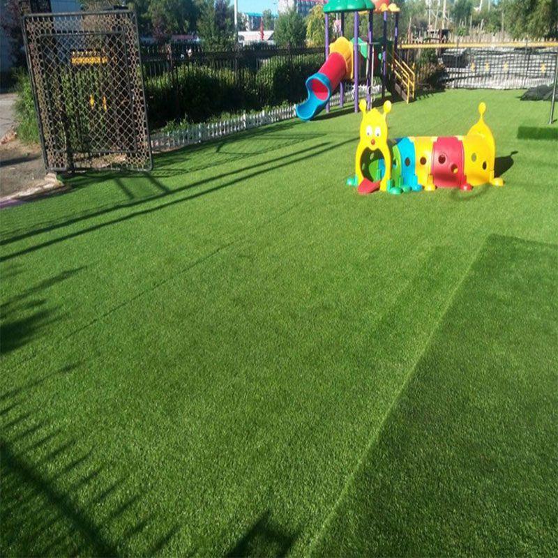 幼儿园专用人造草每平方米的价格表 厂家直销假草坪
