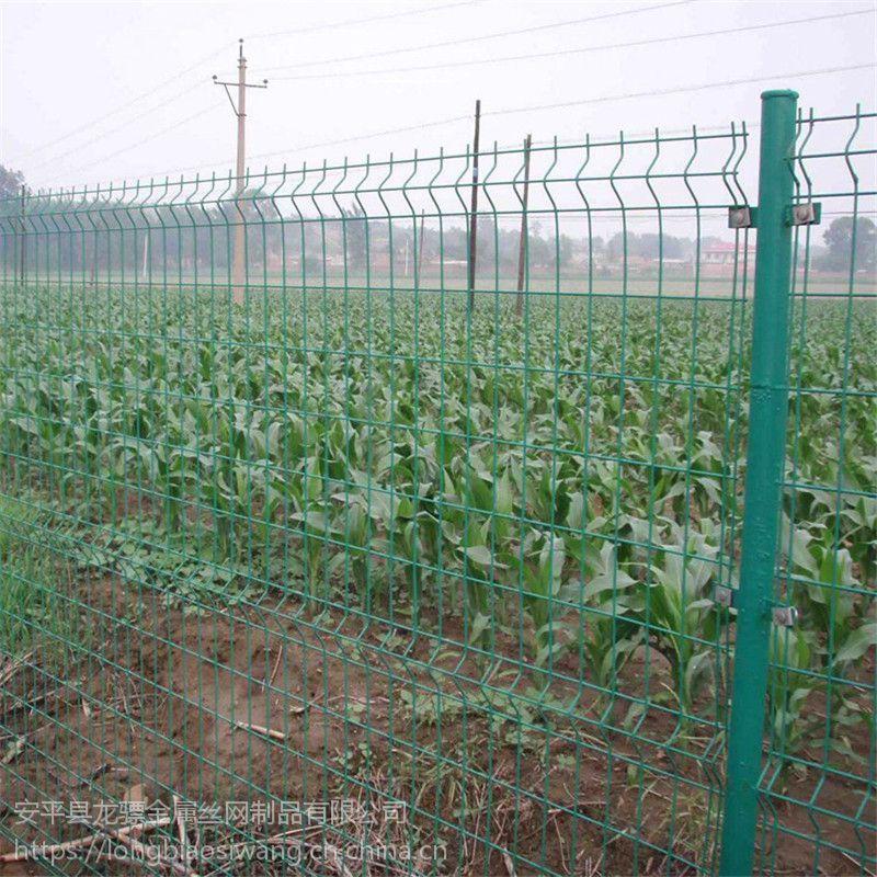 市政道路护栏网 小区防护隔离网 安全防护网