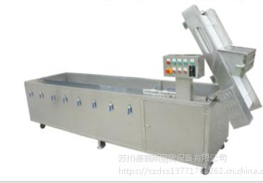 DXC-32豪华型臭氧消毒洗菜机气泡旋流304不锈钢清洗机苏州厂家直批