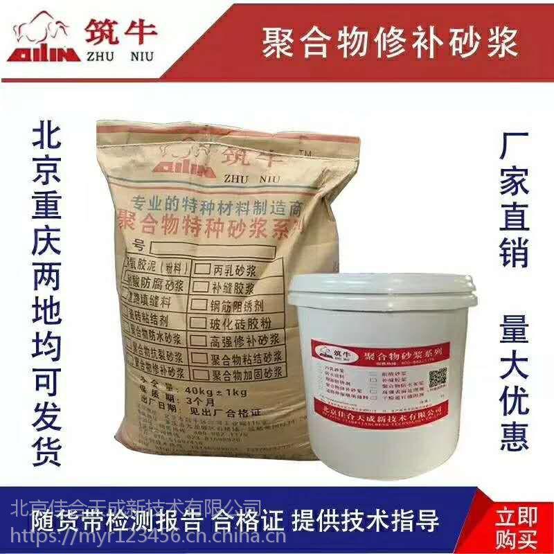 江西聚合物修补砂浆(双组份)价格 各地发货