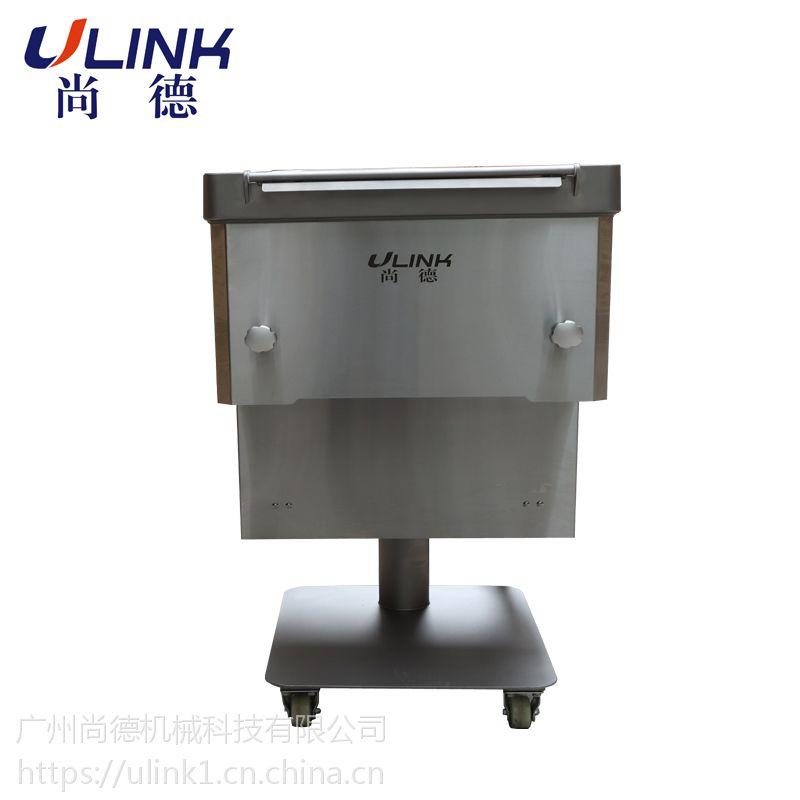 LM-400D 鲜肉开条机,切肉机,不锈钢材质,尚德机械