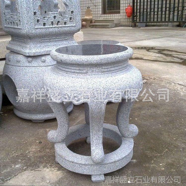生产批发石桌子凳子 大理石圆凳 庭院花园户外桌椅