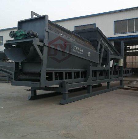 80筛沙机 沙场专用大型筛沙机械 滚筒筛标准筛生产厂家