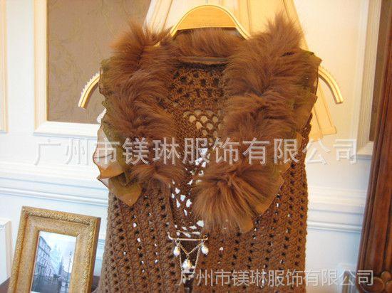 新款可爱女装欧式复古毛织衫、女式毛织衫