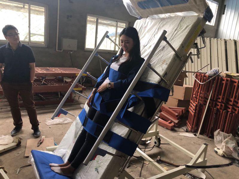 恒普奥hpa-z01家庭瘫痪病人用康复站立床