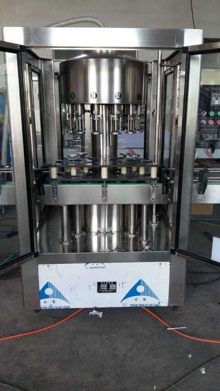 红酒灌装线  葡萄酒灌装设备  全自动果酒饮料灌装机