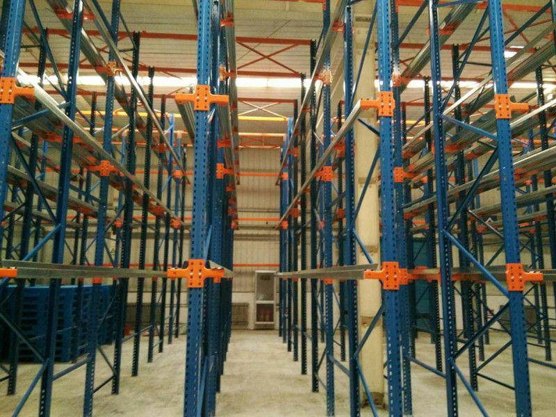 仓储货架价格 国德仓储货架案例视频