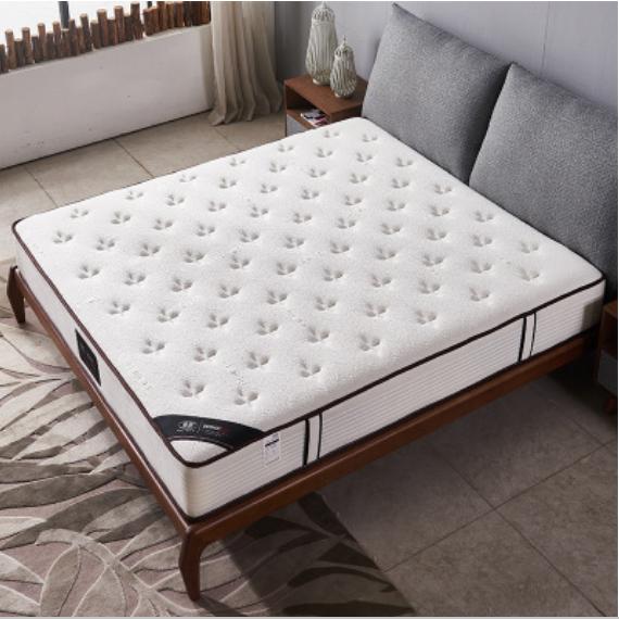 床垫席梦思 厂家直销全独立袋装静音弹簧床垫 1.8米乳胶床垫