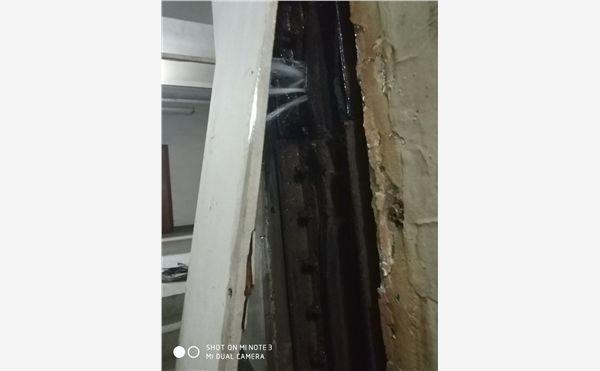 开封地下廊道渗漏带压修缮