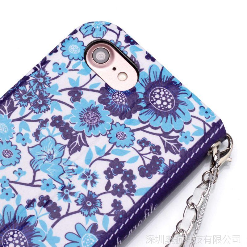 iphoneX手机套Iphone7 8 7puls 8puls 花语系列手机壳