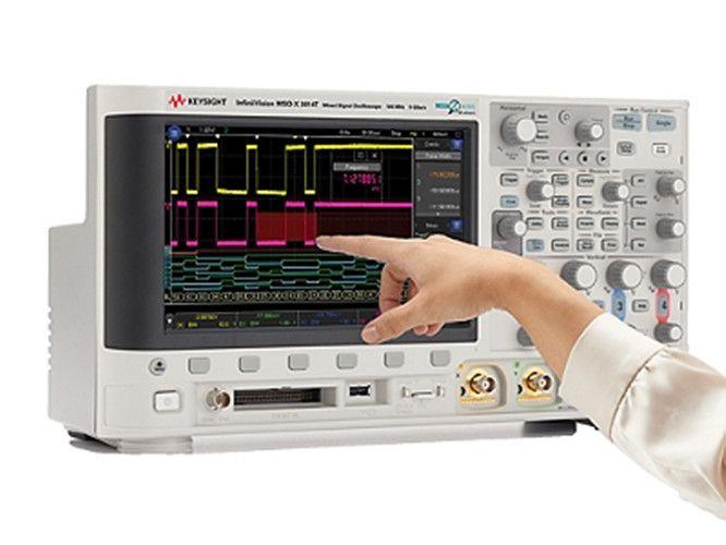 InfiniiVision 3000T X 系列示波器