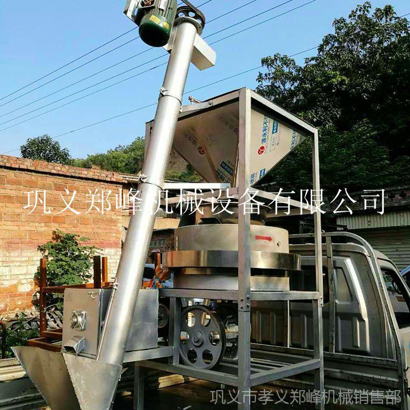 长期供应 全新不锈钢螺旋输送泵 价格公道 绞龙输送机 双螺旋输送