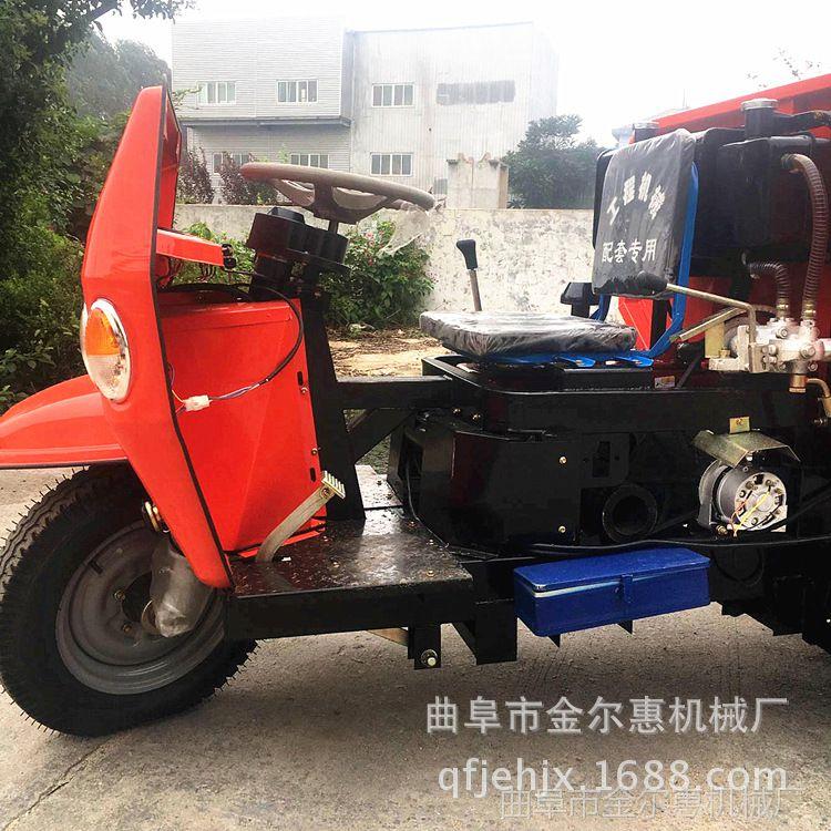 农用三轮车七速八速 矿用自卸式三轮车不同马力 建筑工地三轮车