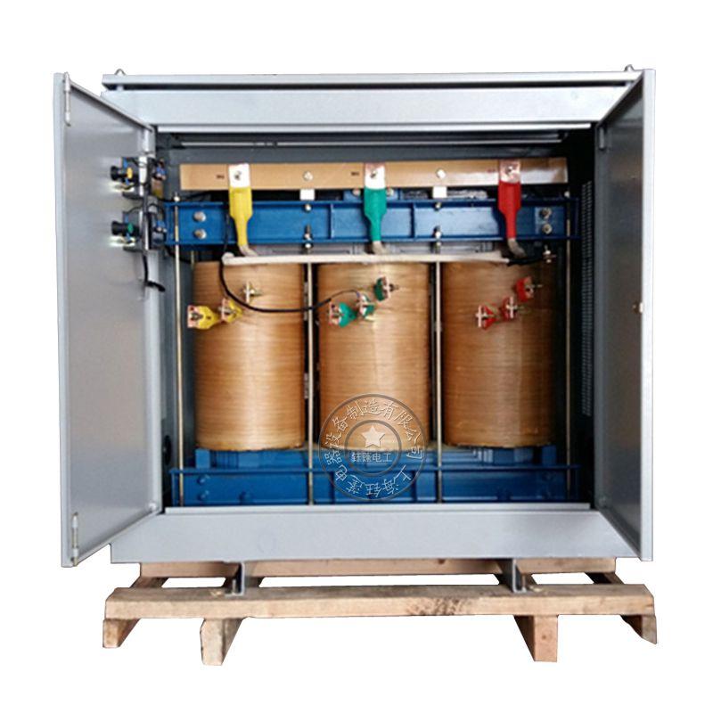 三相干式隔离变压器380V转220V或200V国外设备用