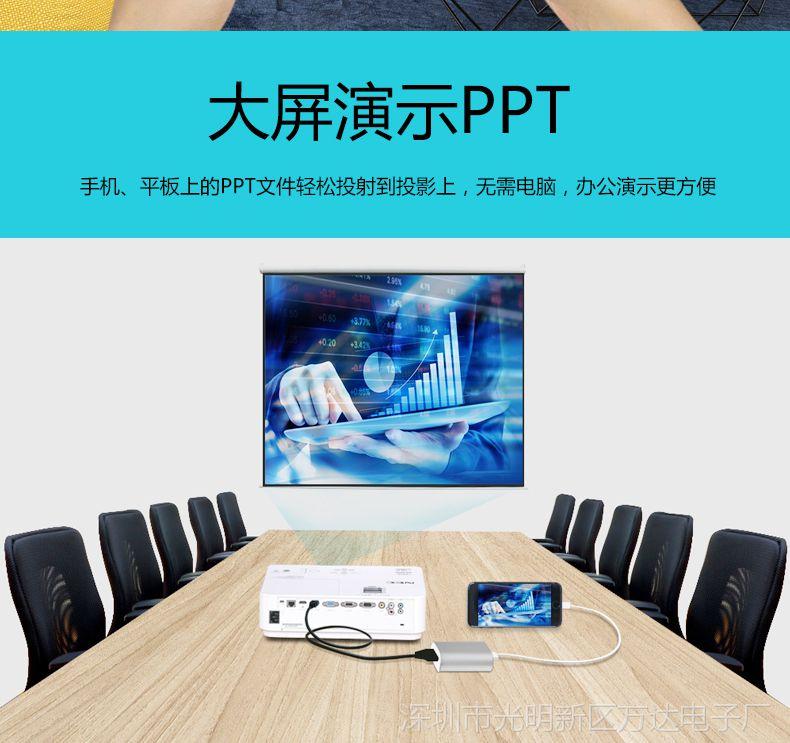 热卖iPhone转hdmi/vga转换器安卓苹果手机ipa邵阳新宁有没有旧苹果6手机图片