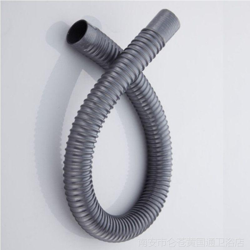 厂家特批专用优质钢丝下水管面盆水槽排水管台盆下水管好用实惠