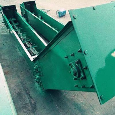 不锈钢刮板输送机加工多用途 灰粉刮板机浙江
