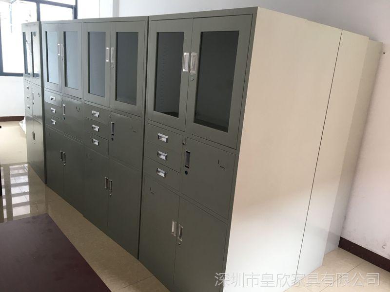 公司铁皮文件柜 档案柜 资料柜工厂直销