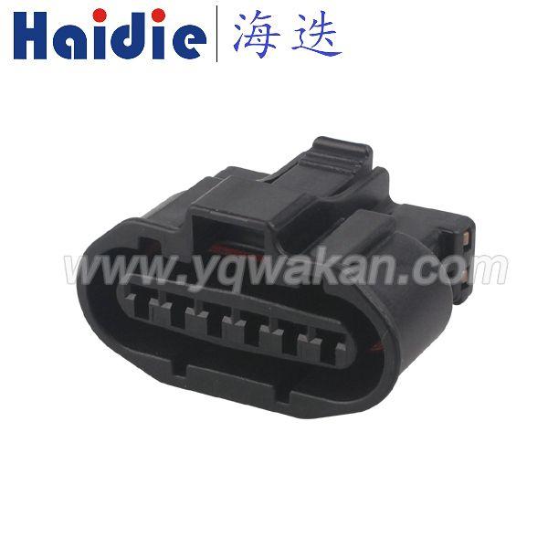 现货供应进口原装KET防水6芯汽车连接器MG640547-5