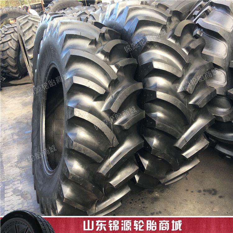 前进现货加密花纹轮胎18.4-30大马力拖拉机轮胎 R-1S