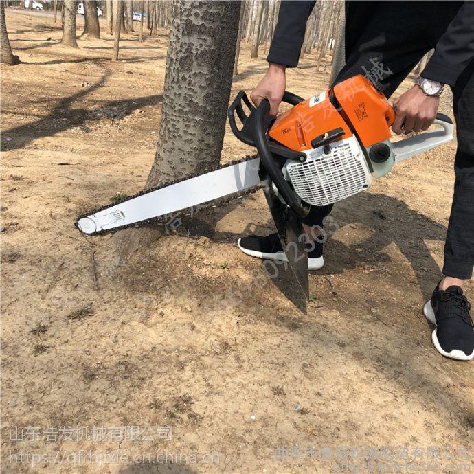 汽油断根移植机 断根挖树机价格