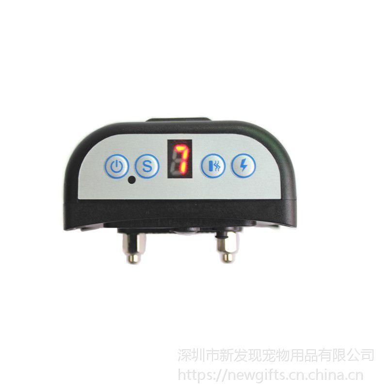 供应新款宠物用品项圈充电防水震动电击止吠器820