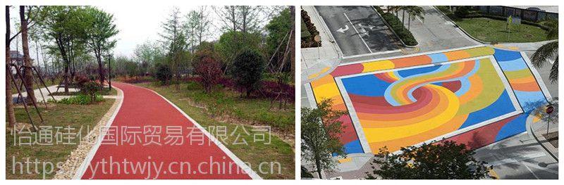 湖南益阳新旧路面改色前做好必要的准备工作