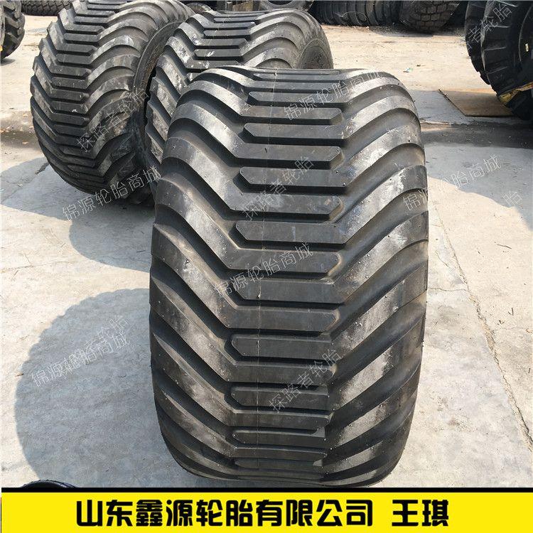 供应600/50-22.5农用真空轮胎宽基农机悬浮轮胎I-3C拖车轮胎
