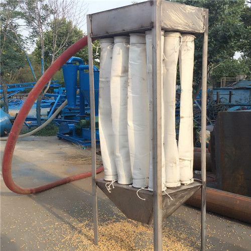 粮食倒仓气力吸粮机直销 卸料快速风送气力吸粮机北京