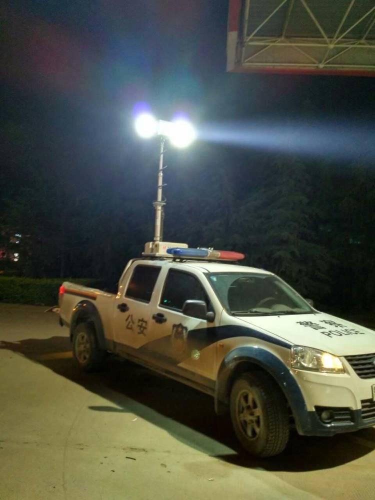 1.2米车载应急升降照明灯视频-上海河圣安全设备有限公司